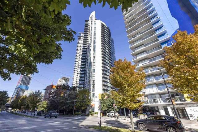 501 Pacific Street #1405, Vancouver, BC V6Z 2X6 (#R2512742) :: Initia Real Estate