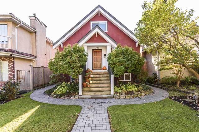 420 W 18TH Avenue, Vancouver, BC V5Y 2B1 (#R2512757) :: Initia Real Estate