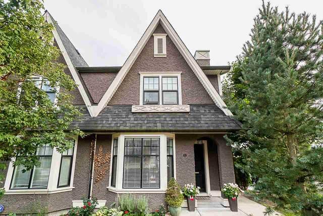 3432 Gislason Avenue #1, Coquitlam, BC V3B 3H7 (#R2512766) :: Homes Fraser Valley