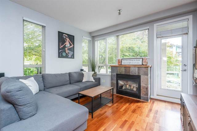 530 Raven Woods Drive #223, North Vancouver, BC V7G 2T5 (#R2512774) :: 604 Home Group