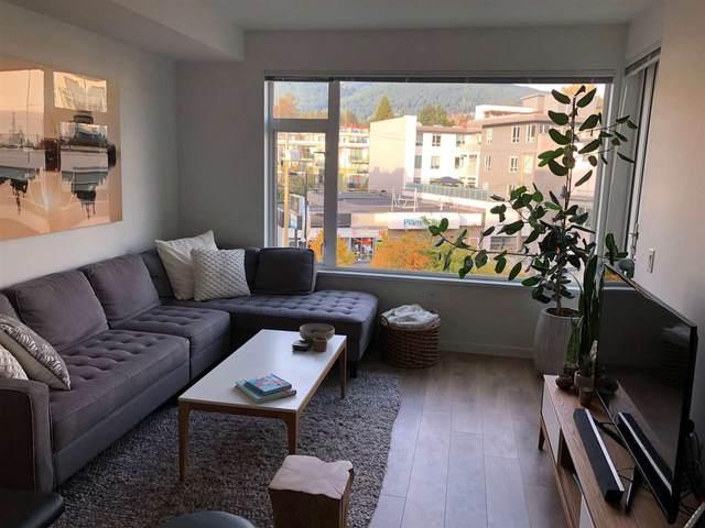 725 Marine Drive #303, North Vancouver, BC V7M 0G2 (#R2512785) :: Initia Real Estate