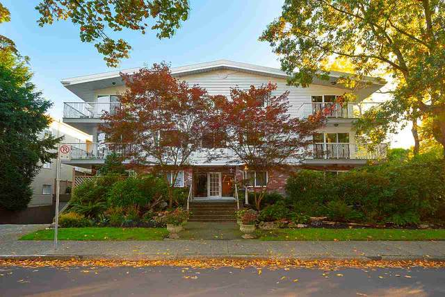 1696 W 10TH Avenue #203, Vancouver, BC V6J 2A1 (#R2512811) :: 604 Home Group