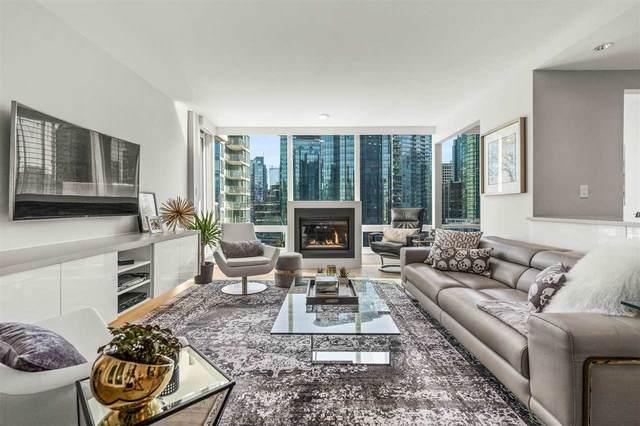590 Nicola Street #1503, Vancouver, BC V6G 3J8 (#R2512829) :: 604 Home Group