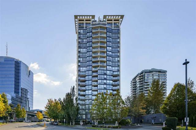10899 University Drive #1401, Surrey, BC V3T 5V2 (#R2512843) :: Initia Real Estate