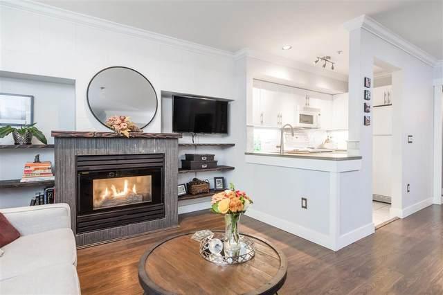 685 W 7TH Avenue #105, Vancouver, BC V5Z 1B6 (#R2512862) :: 604 Home Group