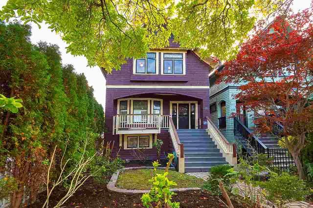 2722 W 7TH Avenue, Vancouver, BC V6K 1Z4 (#R2512917) :: 604 Home Group