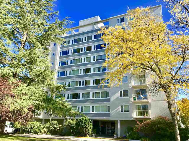 6076 Tisdall Street #604, Vancouver, BC V5Z 3N2 (#R2512974) :: 604 Home Group
