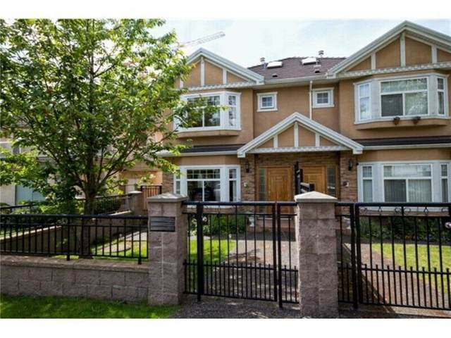 8469 French Street, Vancouver, BC V6P 4W3 (#R2512984) :: Initia Real Estate