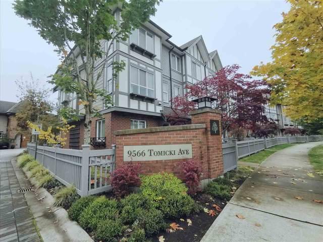 9566 Tomicki Avenue #106, Richmond, BC V6X 0E6 (#R2513089) :: 604 Home Group