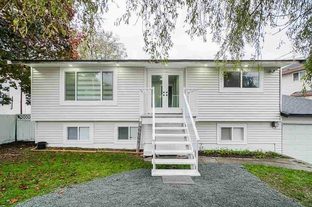 12123 96 Avenue, Surrey, BC V3V 1W5 (#R2513092) :: RE/MAX City Realty
