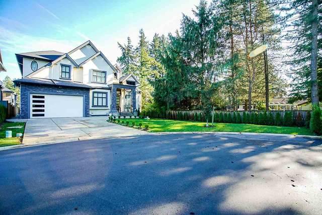 9652 156A Street, Surrey, BC V4N 5N2 (#R2513110) :: RE/MAX City Realty