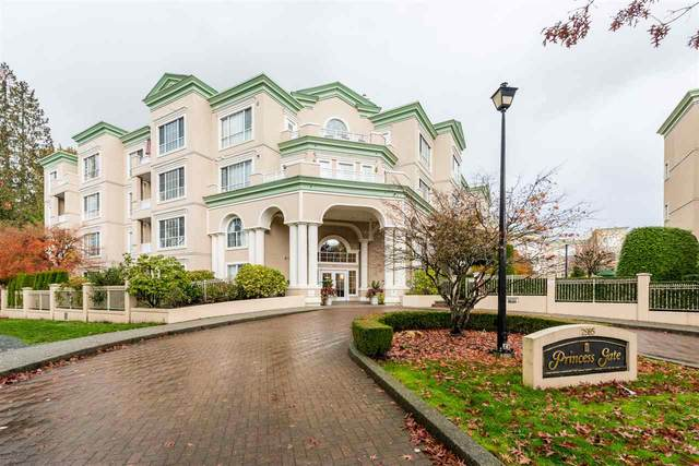 2985 Princess Crescent #305, Coquitlam, BC V3B 7P3 (#R2513133) :: Initia Real Estate
