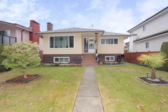 1711 E 49TH Avenue, Vancouver, BC V5P 1T1 (#R2513176) :: 604 Home Group