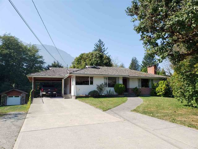 41717 Government Road, Squamish, BC V0N 1H0 (#R2513183) :: 604 Home Group