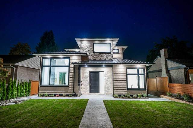8637 10TH Avenue, Burnaby, BC V3N 2S9 (#R2513189) :: Ben D'Ovidio Personal Real Estate Corporation | Sutton Centre Realty