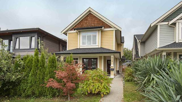 318 W 18TH Street, North Vancouver, BC V7M 1W9 (#R2513193) :: Homes Fraser Valley