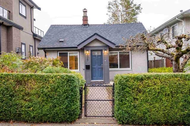 5247 Elgin Street, Vancouver, BC V5W 3J9 (#R2513215) :: Initia Real Estate