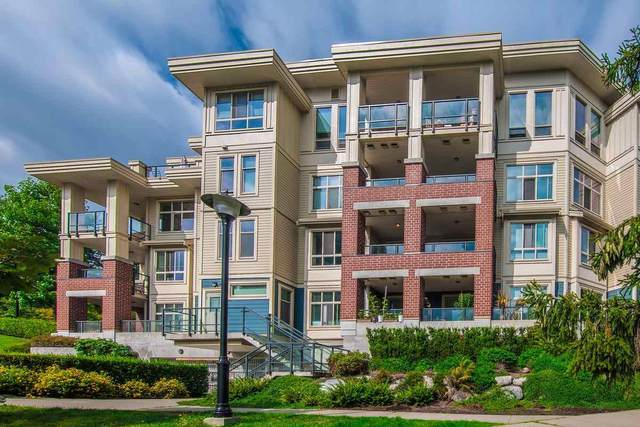 245 Ross Drive #208, New Westminster, BC V3L 0C6 (#R2513231) :: Initia Real Estate