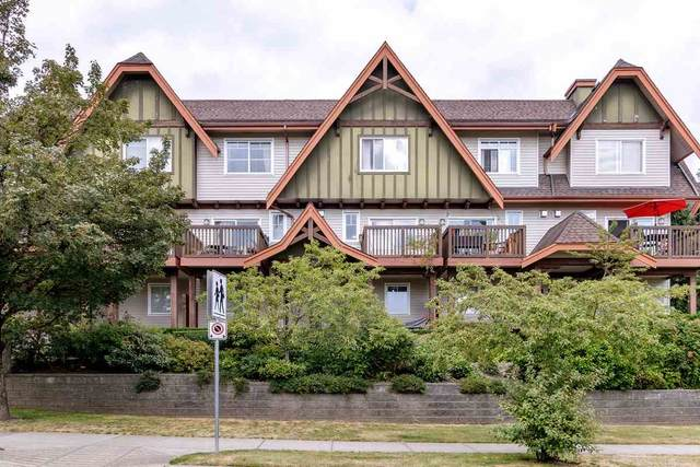 2000 Panorama Drive #4, Port Moody, BC V3H 5J5 (#R2513247) :: Ben D'Ovidio Personal Real Estate Corporation | Sutton Centre Realty