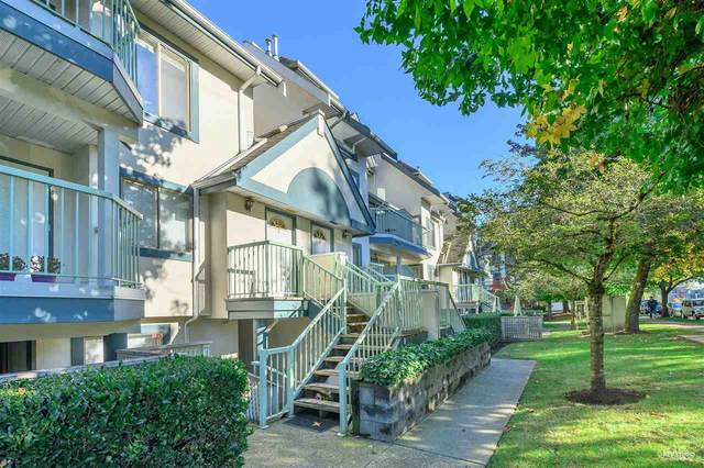 7520 18TH Street #8, Burnaby, BC V3N 4X7 (#R2513250) :: Ben D'Ovidio Personal Real Estate Corporation | Sutton Centre Realty