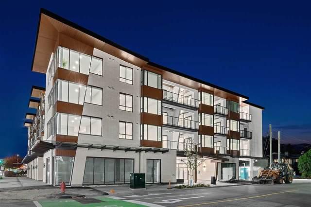 1633 Tatlow Avenue #210, North Vancouver, BC V7P 1V3 (#R2513286) :: Initia Real Estate