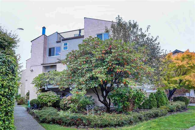 230 W 16TH Street #4, North Vancouver, BC V7M 1T6 (#R2513309) :: Homes Fraser Valley