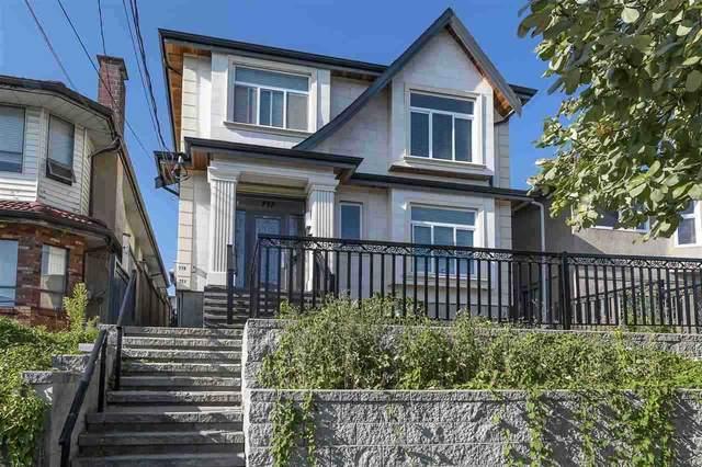 717 E 61 ST Avenue, Vancouver, BC V5X 2C1 (#R2513316) :: 604 Home Group