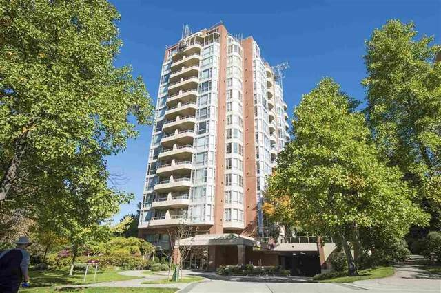 160 W Keith Road #901, North Vancouver, BC V7M 3M2 (#R2513325) :: Homes Fraser Valley