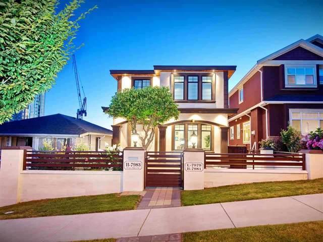 7983 Prince Albert Street, Vancouver, BC V5X 3Z9 (#R2513383) :: 604 Home Group
