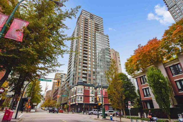 888 Homer Street #2303, Vancouver, BC V6B 0H7 (#R2513466) :: Ben D'Ovidio Personal Real Estate Corporation | Sutton Centre Realty