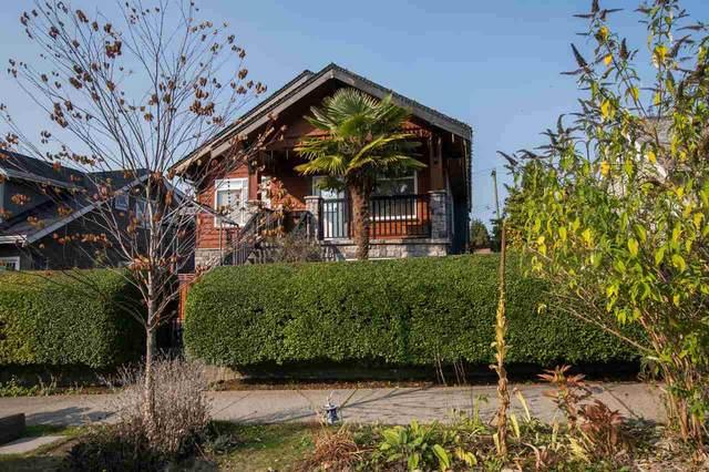 1635 E 21ST Avenue, Vancouver, BC V5N 2N4 (#R2513481) :: 604 Home Group