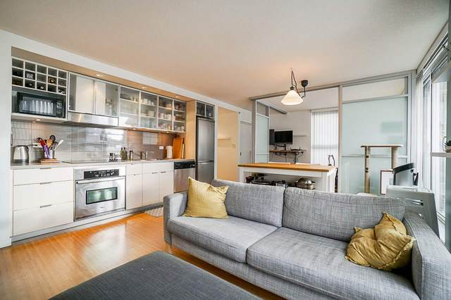 168 Powell Street #715, Vancouver, BC V6A 0B2 (#R2513498) :: Ben D'Ovidio Personal Real Estate Corporation | Sutton Centre Realty