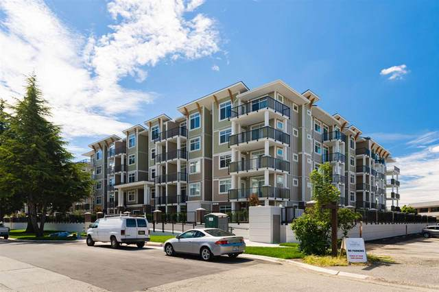 20686 Eastleigh Crescent #518, Langley, BC V3A 4C4 (#R2513542) :: Ben D'Ovidio Personal Real Estate Corporation | Sutton Centre Realty