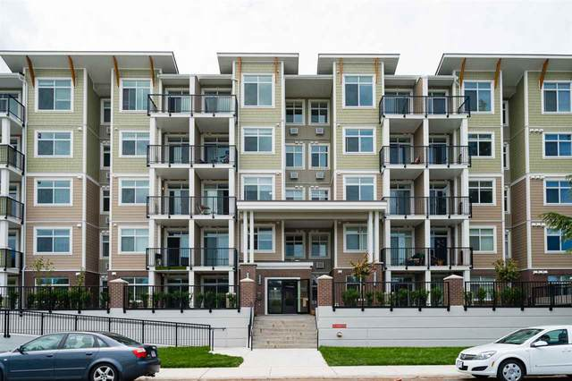 20696 Eastleigh Crescent #217, Langley, BC V3A 4C4 (#R2513547) :: Ben D'Ovidio Personal Real Estate Corporation | Sutton Centre Realty