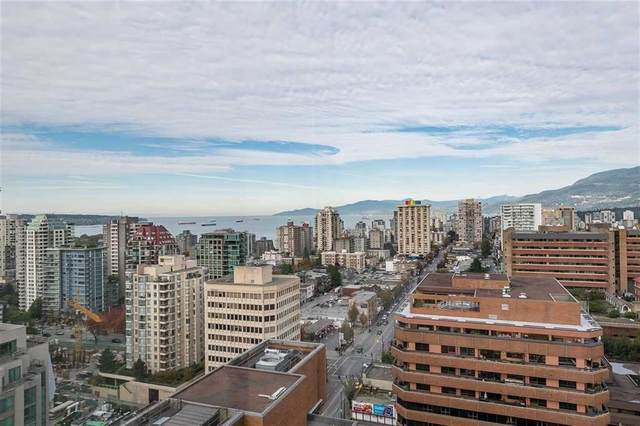 1189 Howe Street Ph4, Vancouver, BC V6Z 2X4 (#R2513563) :: Ben D'Ovidio Personal Real Estate Corporation | Sutton Centre Realty