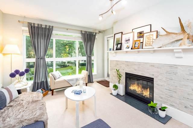 5900 Dover Crescent #221, Richmond, BC V7C 5R4 (#R2513651) :: Ben D'Ovidio Personal Real Estate Corporation   Sutton Centre Realty