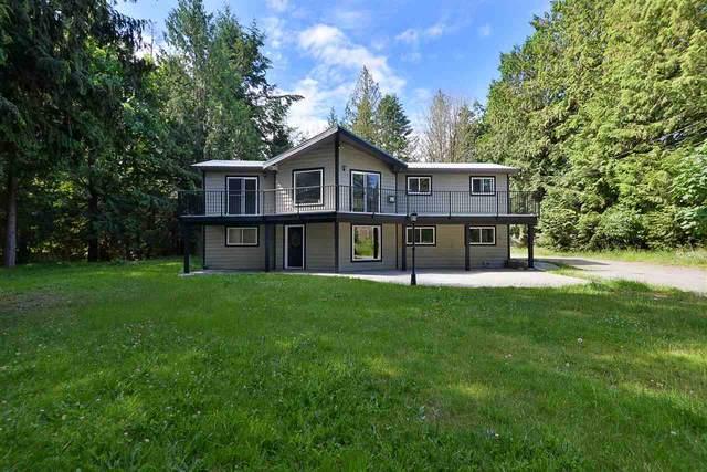 7717 Fawn Road, Halfmoon Bay, BC V0N 1Y1 (#R2513666) :: Initia Real Estate