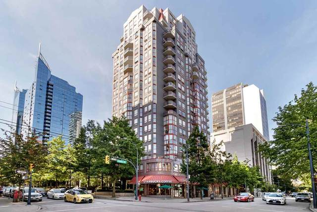 811 Helmcken Street #401, Vancouver, BC V6Z 1B1 (#R2513749) :: Ben D'Ovidio Personal Real Estate Corporation | Sutton Centre Realty