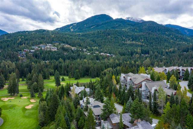 3317 Ptarmigan Place #312, Whistler, BC V8E 0V7 (#R2516725) :: RE/MAX City Realty