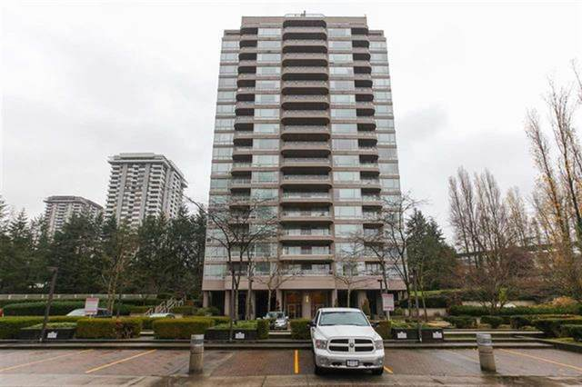 9633 Manchester Drive #1503, Burnaby, BC V3N 4Y9 (#R2517568) :: 604 Realty Group