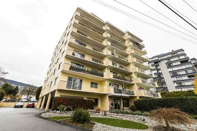 2187 Bellevue Avenue #504, West Vancouver, BC V7V 1C2 (#R2518277) :: Homes Fraser Valley