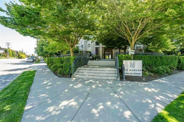 15988 26 Avenue #316, Surrey, BC V3S 5K3 (#R2518299) :: Premiere Property Marketing Team