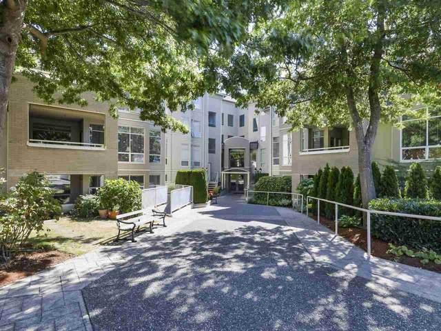 1100 56 Street 109S, Delta, BC V4L 2N2 (#R2519003) :: Ben D'Ovidio Personal Real Estate Corporation | Sutton Centre Realty