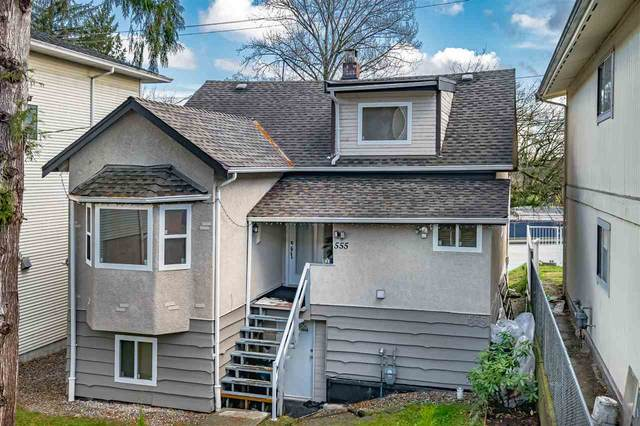 555 E Columbia Street, New Westminster, BC V3L 3X9 (#R2519325) :: 604 Home Group