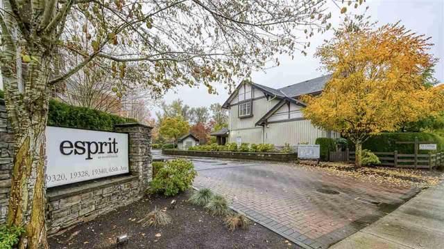 19320 65 Street #105, Surrey, BC V4N 0A3 (#R2519398) :: Premiere Property Marketing Team