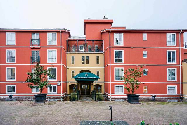 6 Renaissance Square #102, New Westminster, BC V3M 6N8 (#R2519407) :: 604 Home Group