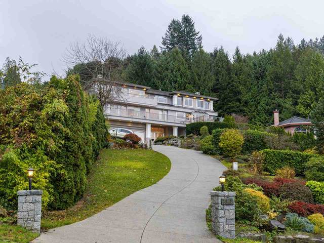 4848 Northwood Drive, West Vancouver, BC V7S 3C6 (#R2519410) :: 604 Home Group