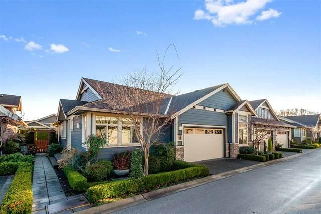 350 174 Street #46, Surrey, BC V3Z 2N8 (#R2519414) :: 604 Home Group