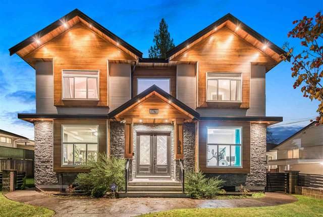 8478 15TH Avenue, Burnaby, BC V3N 1Y2 (#R2519416) :: 604 Realty Group