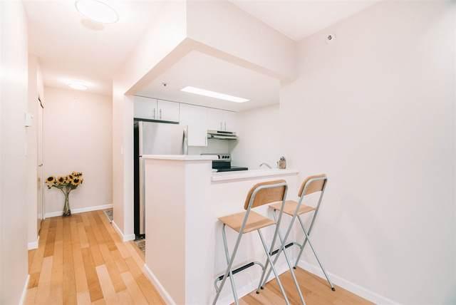 838 Agnes Street #607, New Westminster, BC V3M 6R3 (#R2519440) :: 604 Home Group